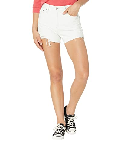 AG Adriano Goldschmied Alexxis High-Rise Vintage Shorts in Unforgettable