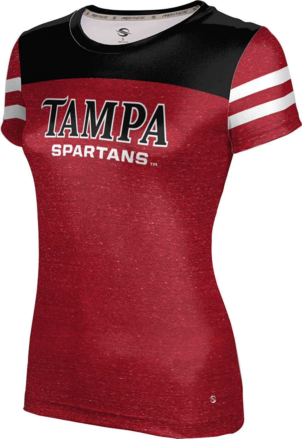 ProSphere University of Tampa Girls' Performance T-Shirt (Game Time)