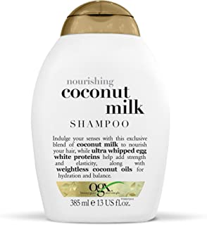 OGX, Shampoo, Nourishing+ Coconut Milk, 385ml