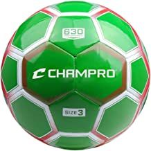 CHAMPRO Internationale Soccer Ball - Synthetic Leather Cover