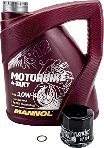 Oil Oil Filter Oelwechselset Honda Nc750 S SD  with DCT 2016-2017