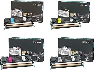 Lexmark C530dn Standard Yield Toner Cartridge Set