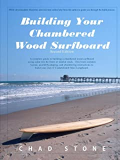 Building Your Chambered Wood Surfboard