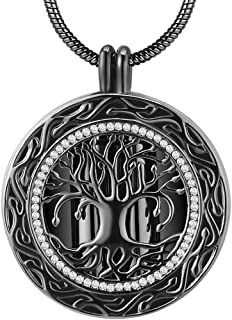 Best heart locket necklace for ashes Reviews