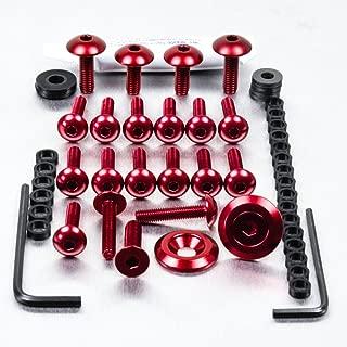 Aluminium Fairing Kit Ducati ST2 944cc Red