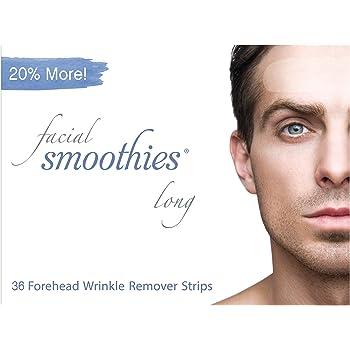Facial Smoothies Parches Antiarrugas Forma Triangular, 108 ...