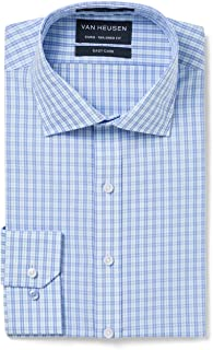 VAN HEUSEN Men's Euro Fit Shirt Check