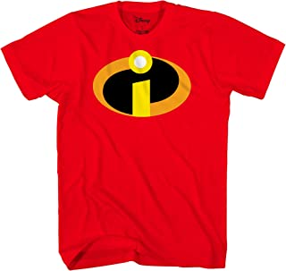 The Incredibles Movie Basicon Logo Icon Costume T-Shirt