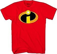 Disney The Incredibles Movie Basicon Logo Icon Costume T-Shirt
