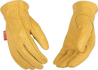 Kinco Kids' Grain Leather Driver Glove