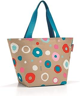 Reisenthel Shopper M Umhängetasche, 51 cm, 15 liters, Mehrfarbig (Funky Dots)