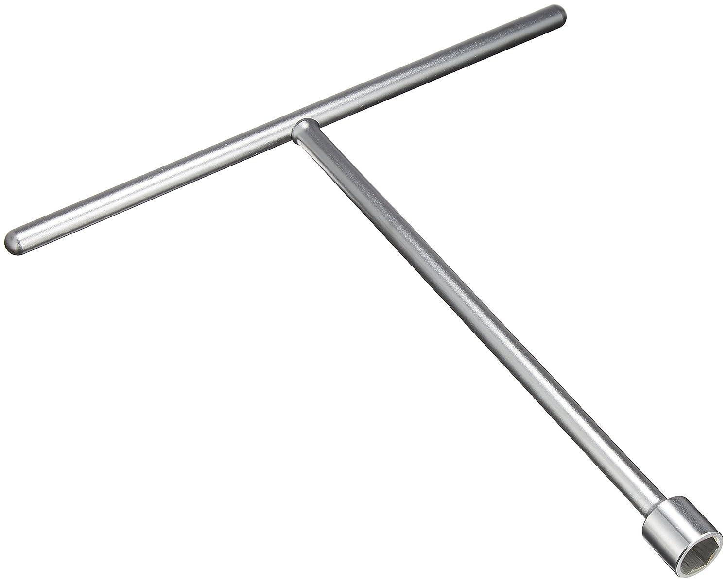 バースト光電拮抗する京都機械工具(KTC) T形レンチ TH17 全長:306.0×全幅:300×対辺寸法:17mm