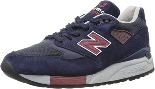 Amazon.com | New Balance Men's M998 Sneaker | Fashion Sneakers