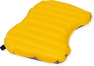Paria Outdoor Products Recharge Sit Pad - Ultralight, Air Seat Cushion - Perfect for Backpacking, Camping, Sporting Events, Bleachers and Concerts