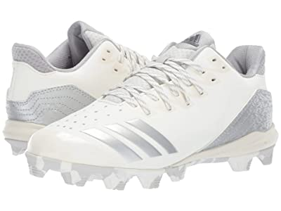 adidas Icon 4 MD (Cloud White/Copper Metallic/Grey Two) Women