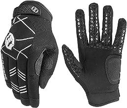 Seibertron B-A-R PRO 2.0 Signature Baseball/Softball Batting Gloves Super Grip Finger Fit..