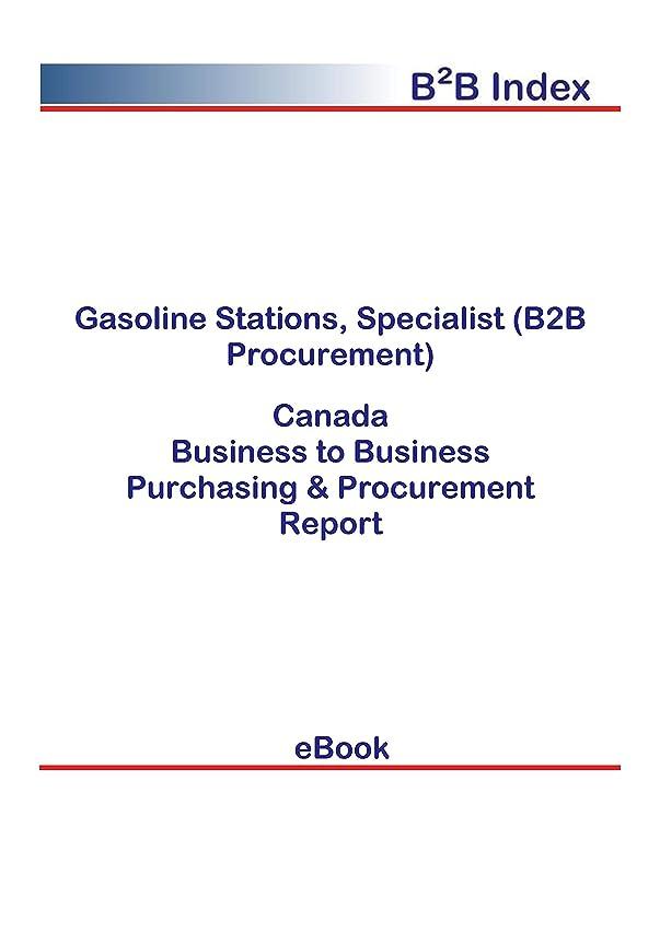 意気込みではごきげんよう地上のGasoline Stations, Specialist (B2B Procurement) in Canada: B2B Purchasing + Procurement Values (English Edition)