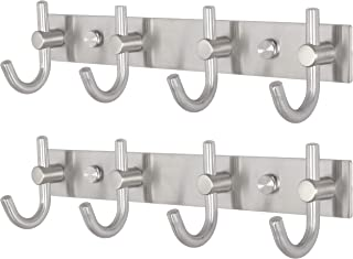 Best wall mounted single coat hooks Reviews