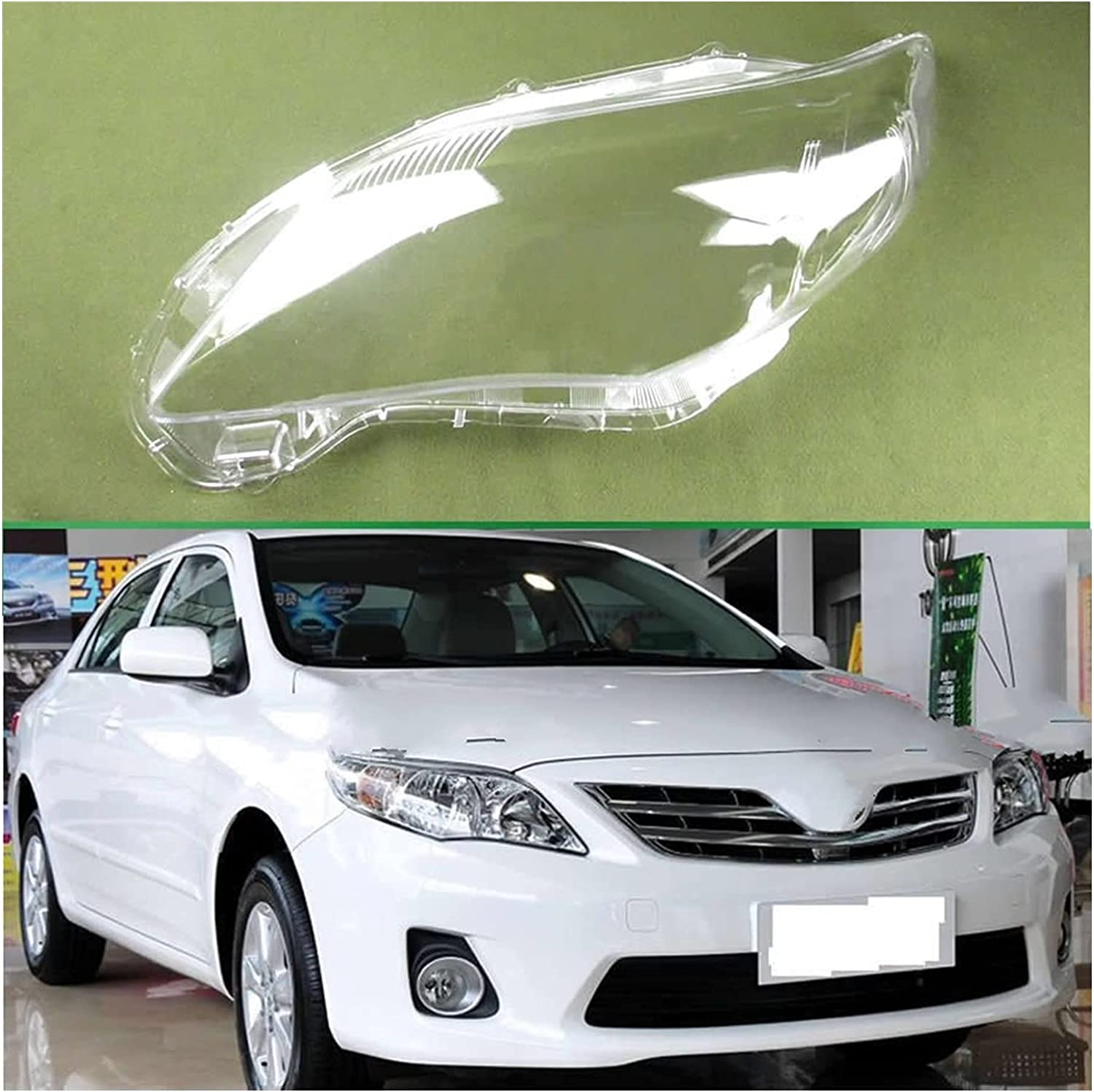 JHDS Transparent Automotive Headlight Shell Ranking TOP12 Seattle Mall L Covers