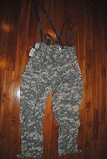 NEW US ARMY ECWCS ACU GEN III LEVEL 5 SOFT SHELL COLD WEATHER PANTS - MEDIUM REGULAR