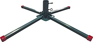 Goliath Welded Steel Artificial Christmas Tree Stand for Artificial Trees 9 to 14 Foot