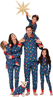 PajamaGram Matching Family Christmas Pajamas - Matching Christmas PJs for Family