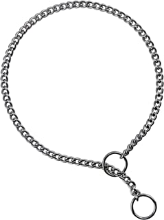 Best flat link chain dog collar Reviews