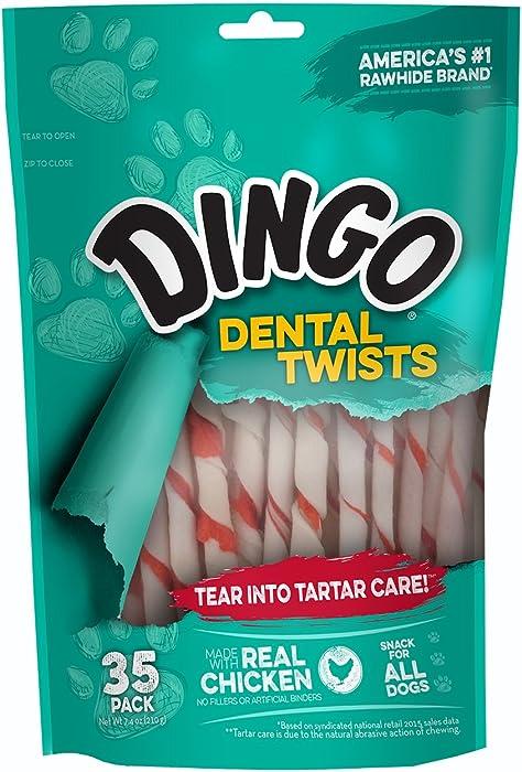 Updated 2021 – Top 10 Dingo Dog Food