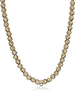 Esprit ESNL91755I800 Ladies' Charm Bracelet Taupe Stones