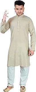 Pijama Informal Shalwar Kameez Kurta para Hombre de algodón cómodo 1868