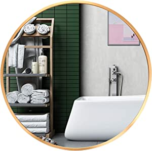 LFT HUIMEI2Y Large Round Wall Mirror 20