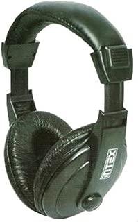 Intex Mega Multimedia Headphones (Black)