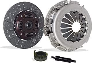 Clutch Kit works with Hyundai Tucson Kia Sportage 25th Anniversary Edition Gl L Limited Gls Sport Utility 2005-2009 2.0L L4 2.7L V6 GAS DOHC Naturally Aspirated (Flywheel Spec: -.810)
