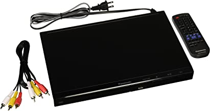 Panasonic DVD-S500P-K All Multi Region Code Zone Free PAL/NTSC DVD Player