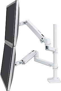 Ergotron 45-509-216 LX podwójne ramię do układania w stos, wysoki maszt