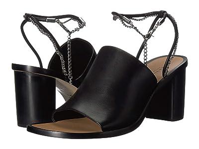 rag & bone Nella High Sandal (Black) Women