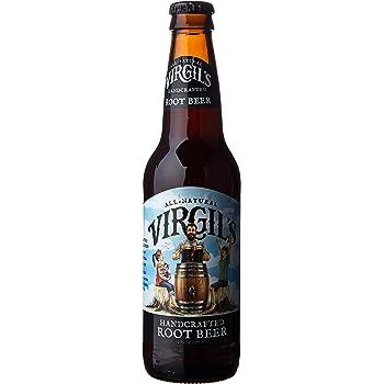 Virgil's Root Beer Bottle 355ml