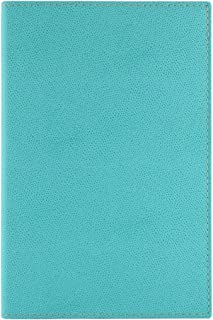 Quo Vadis Scholar #55 Academic Planner, Club Cover, Turquoise Grained Leatherette, 12 Months, August 2019 to July 2020, Weekly, 6.25 by 9.38 Inches