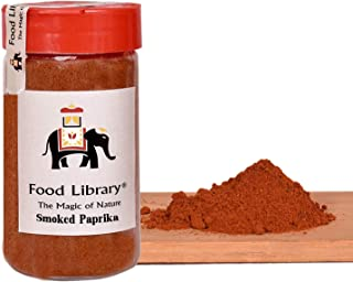 Food Library The Magic of Nature Spanish Smoked Paprika, 70g