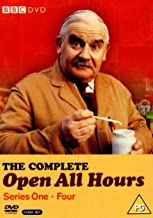 Open All Hours - Complete Series 1-4 Region2 Requires a Multi Region Player