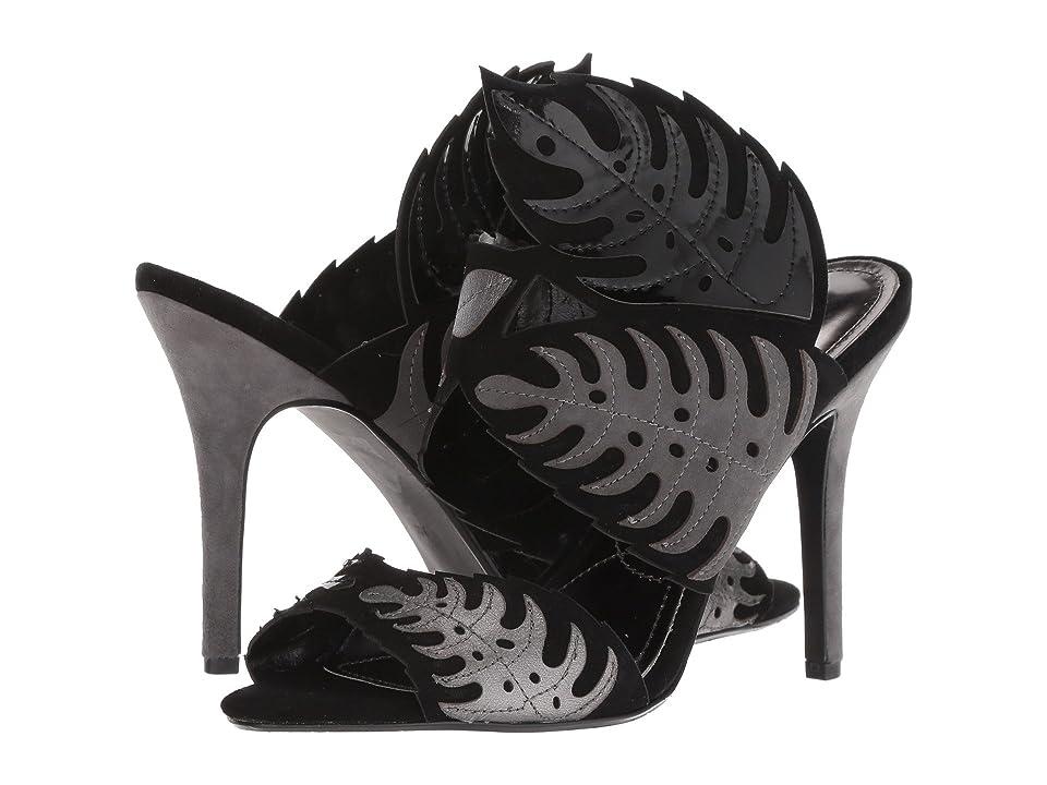 J. Renee Anhelina (Black/Gray/Pewter) High Heels
