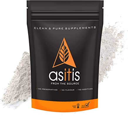 AS-IT-IS Nutrition CREAPURE, German Made Micronized Creatine Monohydrate, Unflavoured (100gms)