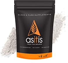 AS-IT-IS Nutrition CREAPURE, German Made Micronized Creatine Monohydrate, Unflavoured (100gms)…