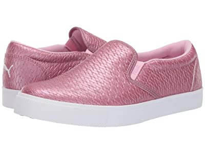 PUMA Golf Tustin Slip-On (Pink) Women