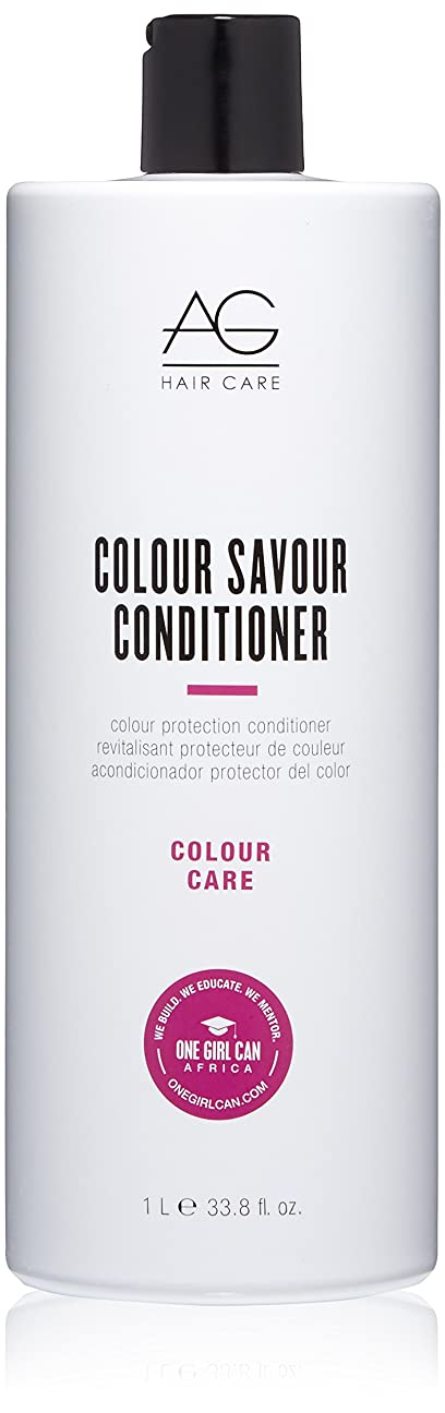 オーナーはぁ伴うAG Hair Colour Savour Colour Protection Conditioner 1000ml/33.8oz並行輸入品