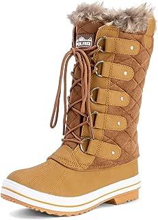 : bottes de neige femme : Chaussures et Sacs