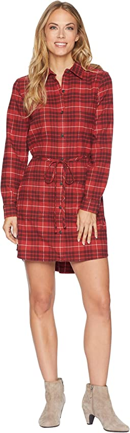 Creston Flannel Dress