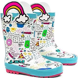 Best crocs rain boots girls Reviews