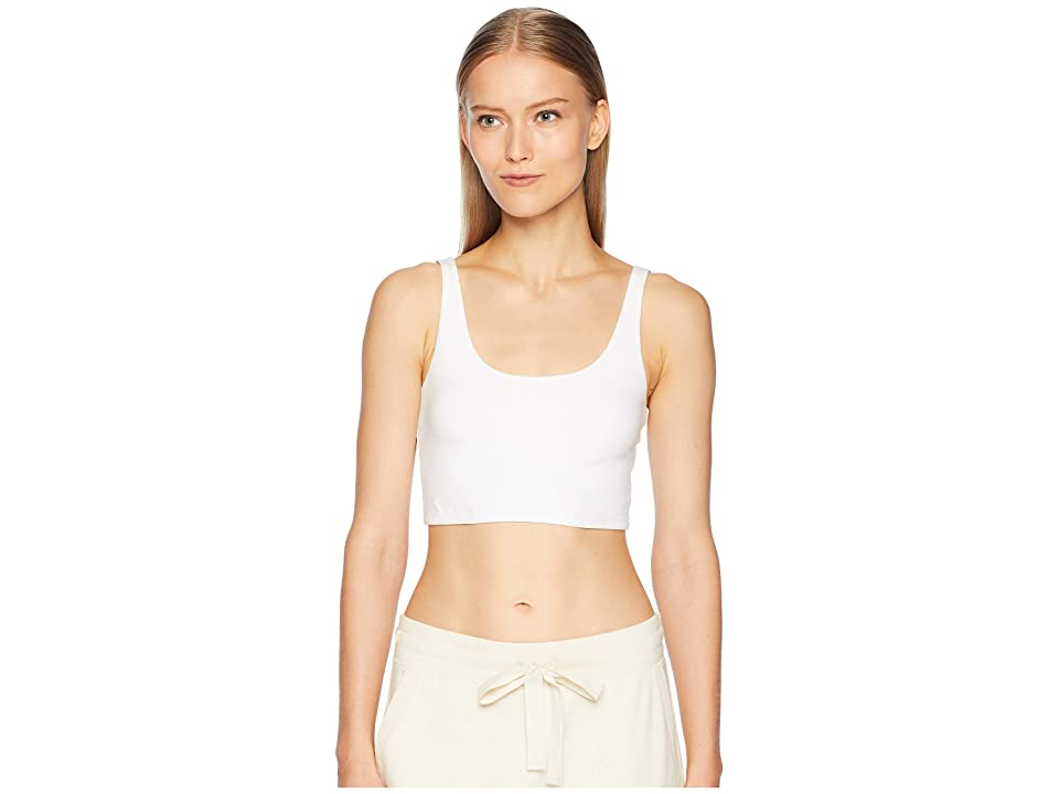 Skin Clio Crop Top (White) Women
