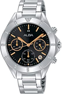 Alba Analog Watch for Women - AT3D01X1